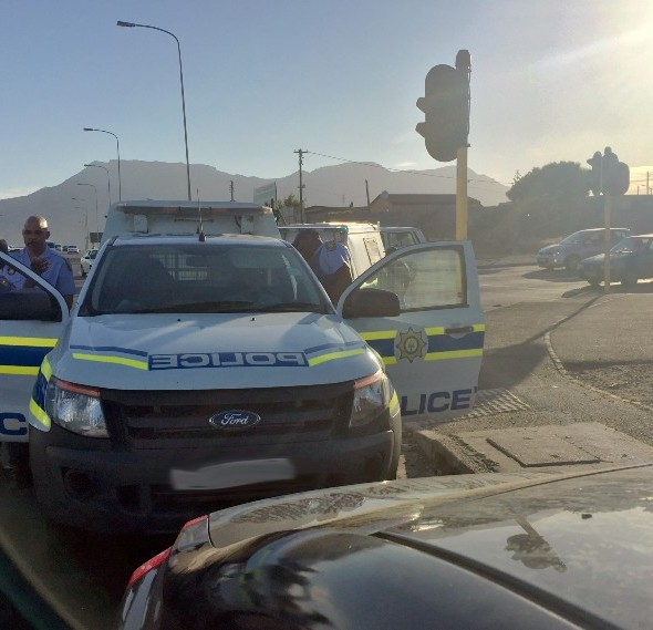 Breaking Down in a Dodgy Part of Town - By Carolina Ödman-Govender