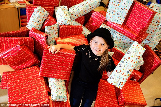 8-Year-Old Girl Saved Her Pocket Money for a Year Just so She Could ...