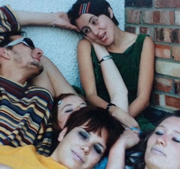 90ies throwback to Bohemian times (photo credit: Francesco Falciani)