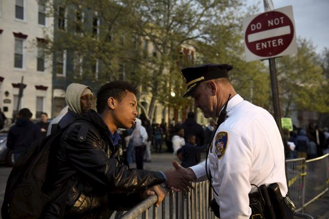 How the Police can Benefit From the Uncanny Oower of Courtesy - By Mark Gosson
