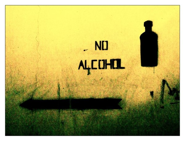 no alcohol wallpaper