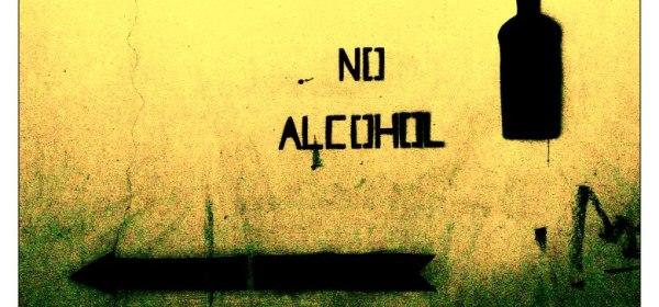 no alcohol wallpaper