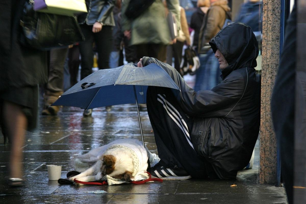 homeless scotland
