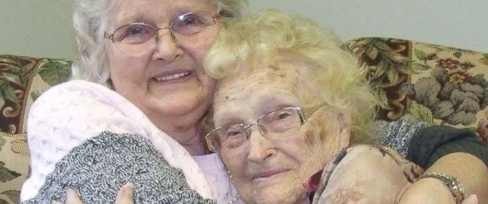 After 82 Years A Mother and Daughter Finally Reunite