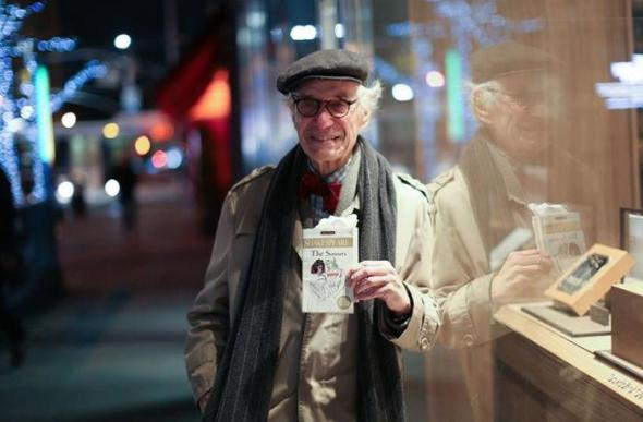 humans of new york widower