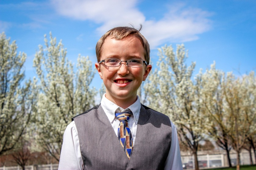 To the Child who Gets My Little Brother's Heart - By Jason Longhurst