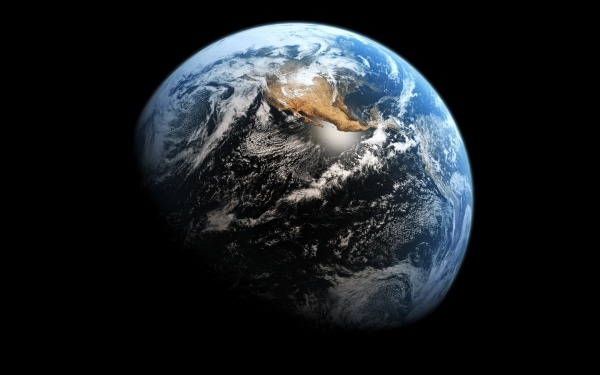 planet earth hd wallpaper