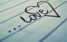 love letter wallpaper