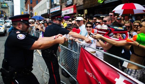 Police Shooting Innocent Bystanders