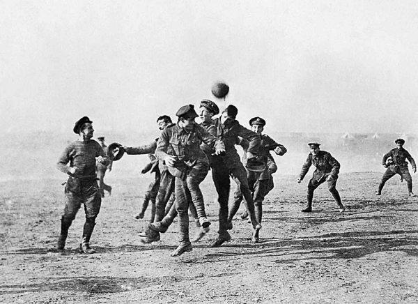 WW1, 1914 Christmas Truce