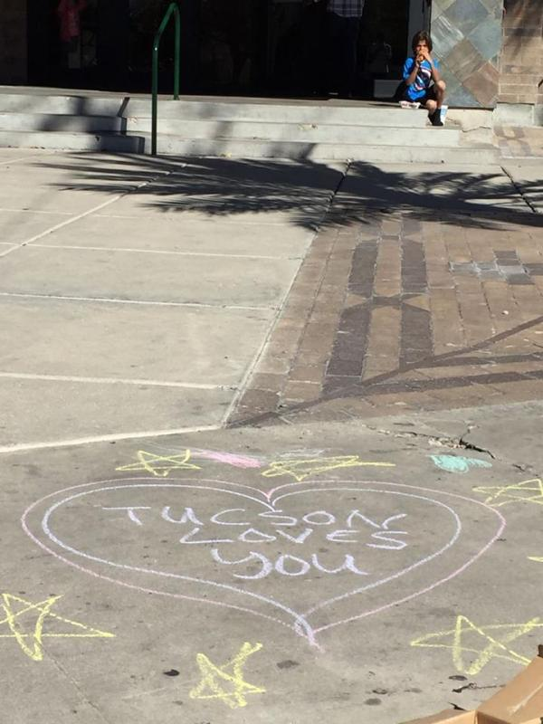 The Difference That a Simple Stick of Chalk Can Make - By Carmelene Melanie Siani