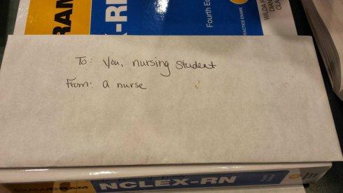 nurse letter to a sudent part 1