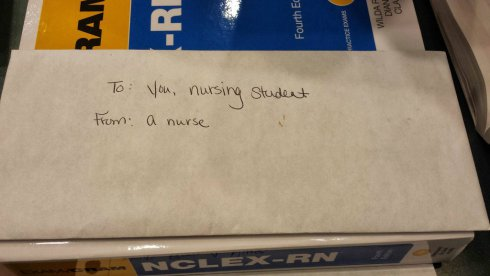 nurse letter to a sudent part 1