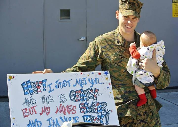 Katie Purdy  I did this in November when my marine got home!